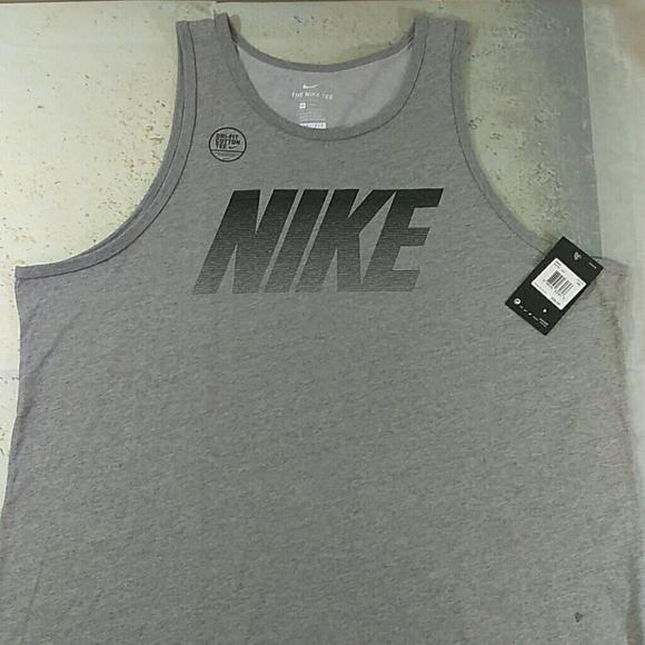ae57dd5eb1ccfb Men s Nike Dri Fit Athletic Cut Tank Top XXL